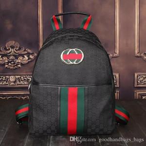 2018 de calidad superior del envío libre de las mujeres mochila de los hombres mochilas bolsa de famosos diseñadores de la mochila de los hombres de las mujeres mochila # 8875G