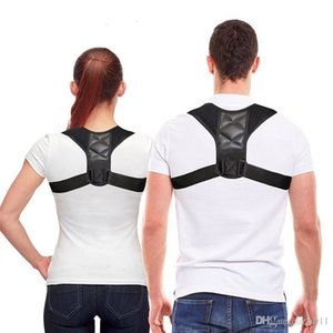 30 pcs Posture Correcteur Clavicule Spine Back Back Back Brace Brace Support Courroie Posture Correction par Hope12