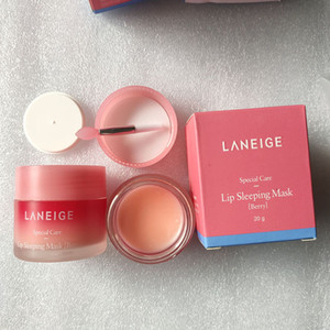 Lip Balm Laneige Lip Care Cosmetic Special Care Lip Sleeping Mask LipBalm Lipstick Moisturizing Lipcare mask20g Highest quality