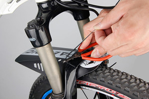 Fahrradwerkzeug Fahrradzubehör Mtb Kotflügel Fahrrad Vorne Hinten Schmutzfänger Marsh Fender Slim Fork Einfacher Fender