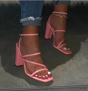 NouC Femmes Talons Rose super Escarpin Sandales sexy Wrap Pumps Mode Party Femmes Chaussures Noir Rouge Escarpins femme