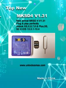 100% testé IOS13.4.X MKSD4 BLEU puce noir nouveau mode ICCID + MNC déverrouillage iPhone XS X 8 7 6 PLUS SE puces sim turbo ios13.4.5 LTE 4G