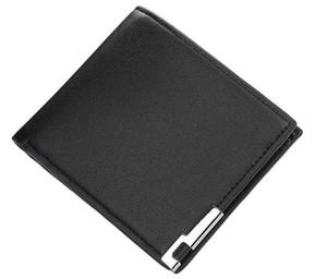 Luxury Men's Leather Credit Card Holder German Brand Designer Slim Pocket Wallet Cash Clip Document Card Holder European Best seller 1055