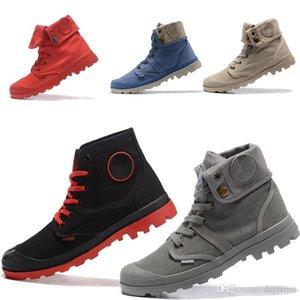 2019 Warm Original palladium Brand boots Women Men Designer Sports Red White Winter Sneakers Casual Trainers Mens Women Luxury ACE boot