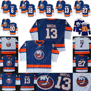 New York Islanders Jersey Andrew Ladd Adam Pelech Cal Clutterbuck Johnny Boychuk Casey Cizikas de Scott Ross Mayfield Johnston Thomas Greiss