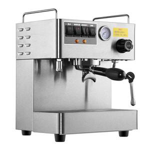 CRM3012 Эспрессо кофеварка полностью автоматическая коммерческая кофеварка 15 бар двойные котлы американский эспрессо кофе машина
