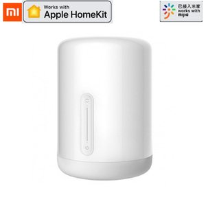 New Version Xiaomi Mijia Bedside Lamp 2 Smart Light voice control touch switch smart APP color adjustment For Apple Homekit Siri