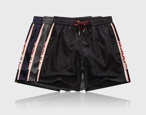 2020 nuevo verano forman los cortocircuitos El nuevo diseñador de tabla corta de secado rápido traje de baño de la impresión Junta pantalones de la playa de los hombres pone en cortocircuito para hombre 3D