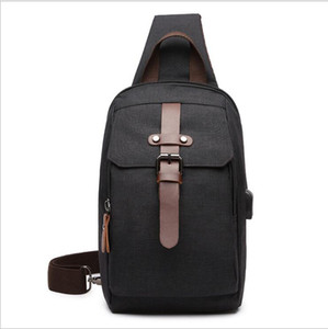 HBP Free Luggage S Color Strap School Single Bag One Solid Backpack Travel Splash Proof For Middle Students Men Styl Xujjm