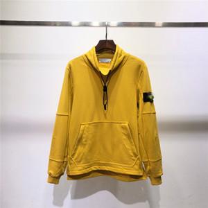 Fashion-Embroidery Fleece Casual Unisex Hoodies Sweatshirt Cool Hip Pop Pullover Hip Hop women Men Sportwear Coat Jogger sweater Fashion