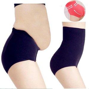 2019 Nuovo senza saldatura modo delle donne di alta vita che dimagrisce Belly Controllo Mutandine postnatale Body Shaper Corset Slip Shapewear Cintola Underwear