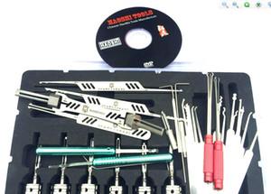 2020 Nouveaux Haoshi Outils Serrurier Coffre-fort rapide outil d'ouverture de verrouillage Choisissez Set avec Livraison gratuite