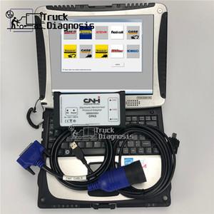 V9.2 CNH Electronic Service Tool CNH EST DPA5+CF19 laptop CNH diagnostic tool new holland case agricultrue Diagnostic