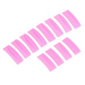 6 Pairs High Quality Silicone Non-Toxic Durable Eyelash Curle Lifting Eyelash Pad For Perming Makeup Tool All Eye Shape
