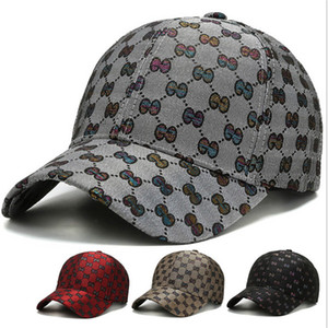 New casual fashion baseball cap cotton fabric comfortable soft breathable hat shading