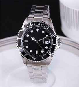 MONTRE 드 럭셔리 패션 브랜드 고급 남성 디자이너 시계 태그 쿼츠 무브먼트 자동 시계 남성 일 날짜가 손목 시계 시계 reloj 드 lujo