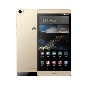 Huawei d'origine Max 4G LTE P8 Cell Phone Kirin 935 Octa base 3 Go de RAM 32 Go 64 Go ROM Android 6.8 pouces IPS 13MP OTG Smart Mobile Phone Unlock