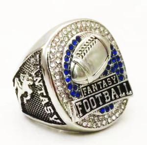 Drop shipping High Quality 2019 Fantasy Football Championship Ring