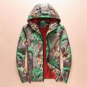 Männer Jacke Neue Designer-Jacken der Männer und Frauen Marke Mantel-Oberbekleidung Luxury Coat Langarm Street Plus Size M-3XL