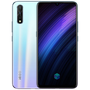 "Vivo d'origine iQoo Neo 855 4G LTE Cell Phone 6 Go RAM 64 Go 128 Go ROM Snapdragon 855 Octa base 6,38"" 16.0MP empreintes digitales ID Smart Mobile Téléphone"