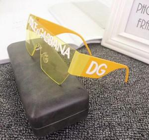 2020 Luxus-Glas-Sonnenbrille für Herren-Glasspiegel-Grün Lense Vintage-Sonnenbrillen Brillen Zubehör Frauen Sonnenbrillen