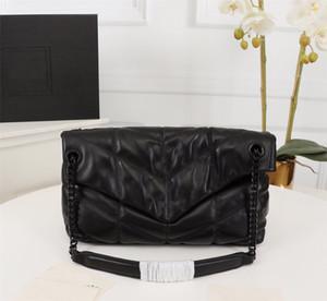 2020 новый роскошный дизайн сумки LouLou PUFFER сумки цепь сумка ватные овчины сумка высокого качества женщин сумки