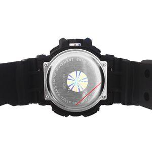 2020 SMAEL Yellow Sport Watches Dual Time LED Digital Watch Quartz Analog-Digital1436 Men's Wristwatches Military Men Watches Digital
