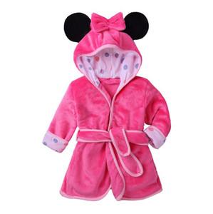 Bathrobe bebê recém-nascido roupas de grife infantil Roupas Unissex Roupas crianças macacões roupas de inverno linda roupas Outfits para o ano novo Top