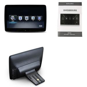 11,6 pulgadas 8-Core HD Android 8,1 coche reposacabezas Monitor WIFI coche DVD reproductor de vídeo Bluetooth asiento trasero sistema de entretenimiento para Merc