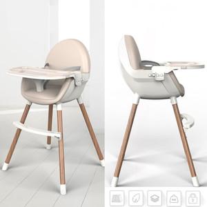 Kidlove 2-em-1 Crianças Multi-função Bebê de jantar cadeira dobrável portátil cadeira do bebê Assento CJ191115