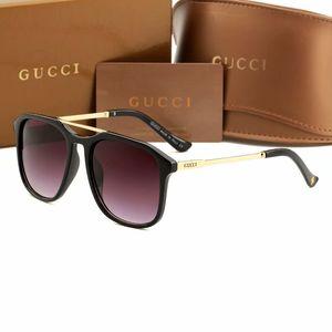 En kaliteli erkekler ve kadınlar için yeni moda güneş gözlüğü tasarımcı marka güneş gözlüğü Vintage Spor Güneş gözlükleri 0321