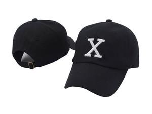 Papá Cap Malcolm X Marca Negro sombrero de encargo no estructurados Malcolm gorra de béisbol todas las tapas de Medios Nueva Conmemorar sombrero Hombres Mujeres Snapback
