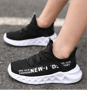 New style children's shoes boys' net shoes children's mesh breathable spring and summer children's sports shoes trend