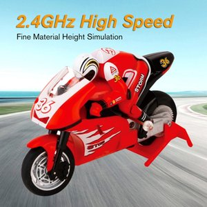 8012 1 20 Scale RC Motorcycle Remote Control 2 Wheels High Speed 2.4GHz RC Motorcycle Motorbike Toys Xmas Gift for Kids Children