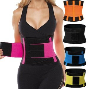 Plus Size Miglior Vita Trainer per le donne sauna Sudore Thermo Cincher sotto il corsetto Yoga Sport Shaper Belt Slim Workout Sostegno morale