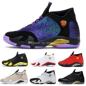 2020 New 14s Doernbecher Basketball Shoes 14 Men Sneakers Gold Rip Hamilton Candy Cane Last Shot Desert Sand Thunder Designer Size 7 - 13