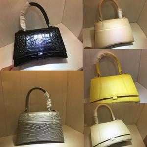 فاخر مصمم حقائب اليد المحافظ المرأة حقيبة يد العلامة التجارية حمل رسول حقيبة الرملية TOP HANDLE BAG حقائب الكتف مصمم حقيبة CROSSBODY