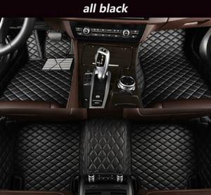 Pour BMW X6 2008-2018 tapis intérieur stitchingall entouré de tapis non toxiques respectueux de l'environnement