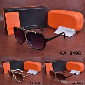 Vintage Brand men women Sunglasses with Luxury origianal box Metal eyeglasses classical jim glasses Driving Eyewear Goggle Outdoor fishing