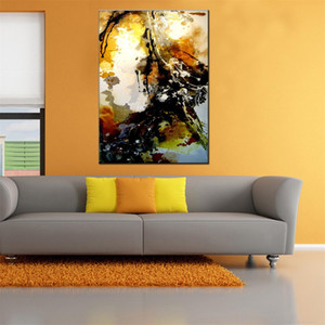 Хуа Туо Абстрактная живопись масляными красками 60 х 90 см OSR-160302