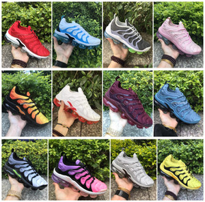 2020 Nova Triplo Preto Burgundy Running Shoes Designer Homens Mulheres do arco-íris Hiper persa azul violeta Sports Shoes Sneakers Com Box