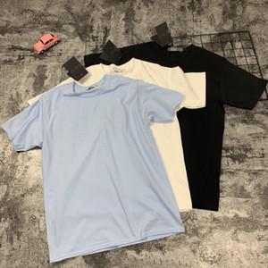 New 3M Refletir Light Designer Mens Mulheres Shirts Summer Fashion Luxury shirt das mulheres dos homens de manga curta Marca Top Tees Mens Streetwear 2042909H