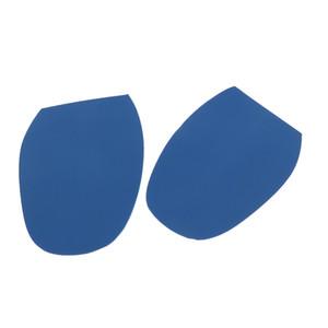 2pieces DIY vara em Soles, Reparação do salto do sapato antiderrapante Grip-almofada de borracha protetores auto-adesivo sapatos Pads Mats