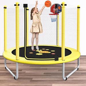 1,2 / 1,4 / 1,5 m Crianças Crianças Adulto Interiores Grande Safety Enclosure Net Anti-queda Trampolim Protective Net Jumping Segurança