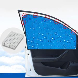 Araba Güneş Gölge Manyetik UV Koruma Perde Yaz Araç Yan Pencere Güneşlik Güneş şemsiyeleri Car-Şekillendirme