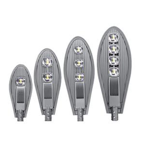 100W 6000-6500k 상업용, 산업용 LED 조명 도로 거리 홍수 빛 스팟 램프 극 LED 가로등 조명