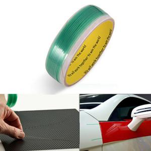 500CM 비닐 자동차 랩 Knifeless 테이프 디자인 라인 자동차 스티커 절단 도구 비닐 필름 포장 컷 테이프 자동차 액세서리