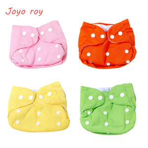 0-3 Years Old Adjustable Pocket Cloth Diaper Waterproof Leakproof Nappy Soft Reusable Baby Diaper Cover Wrap Training Pans
