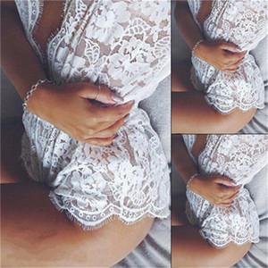 Сексуальное кружевное женское белье эротические плюшевые пижамы стринги нижнее белье Babydoll пижамы порно женский эротический комбинезон