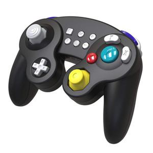 Controlador Sem Fio Bluetooth para Nintend Switch Console Gamepad Joystick Retro para Controlador de Jogo NGC Bateria 380mA Embutido Livre DHL